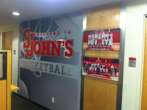 St. John's basketball offices