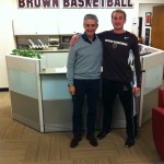 Ted Rawlings DBO, Director of Basketball Operation, della Brown University